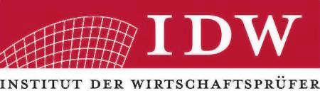 Institut der Wirtschaftsprüfer in Deutschland e.V. Logo