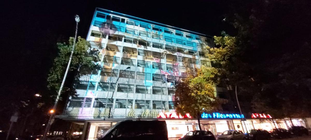 City of Lights: Lietzenburger Straße 46